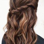 Kapuçino rengi saç modelleri