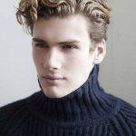 Yeni sezon Erkek saç modeli