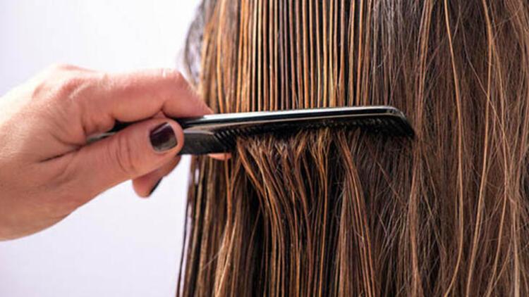 Saç düzleştirici tarakların kullanımı